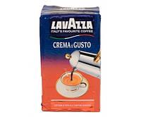 Кофе молотый Lavazza Crema e Gusto 250г.