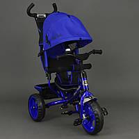 Детский трехколесный велосипед Best Trike 6570 электрик (колеса пена)
