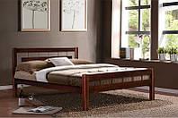 """Кровать деревянная """"Альмерия"""" (Карпаты)"""