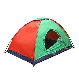 Палатка туристическая 4-местная, Влагозащищенная