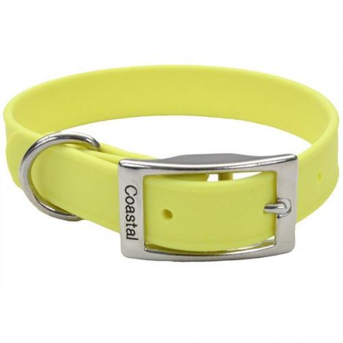 Водонепроницаемый ошейник Coastal Fashion Waterproof Dog Collar для собак, розовый, 1.9×43 см