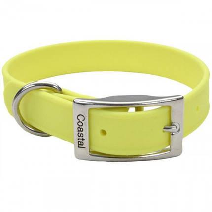 Водонепроницаемый ошейник Coastal Fashion Waterproof Dog Collar для собак, розовый, 1.9×43 см, фото 2