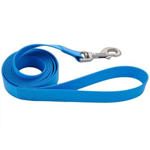 Водонепроницаемый поводок Coastal Fashion Pro Waterproof Leash Dog для собак, голубой, 2.5×1.8 м