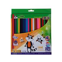 Олівці кольорові 36 кольорів  ZB.2417