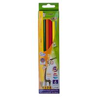 Олівці кольорові 6 кольорів ZB.2413