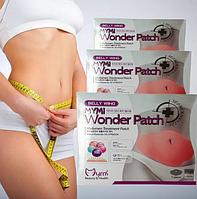 Пластырь для похудения Mymi Wonder Patch на натуральном растительном комплексе 5 шт Бежевый (00-349)