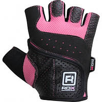 Перчатки для фитнеса женские RDX Pink, фото 1