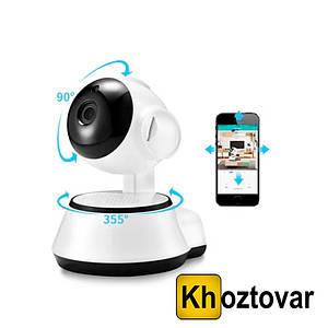 Поворотная сетевая IP-камера WIFI Smart NET Q6