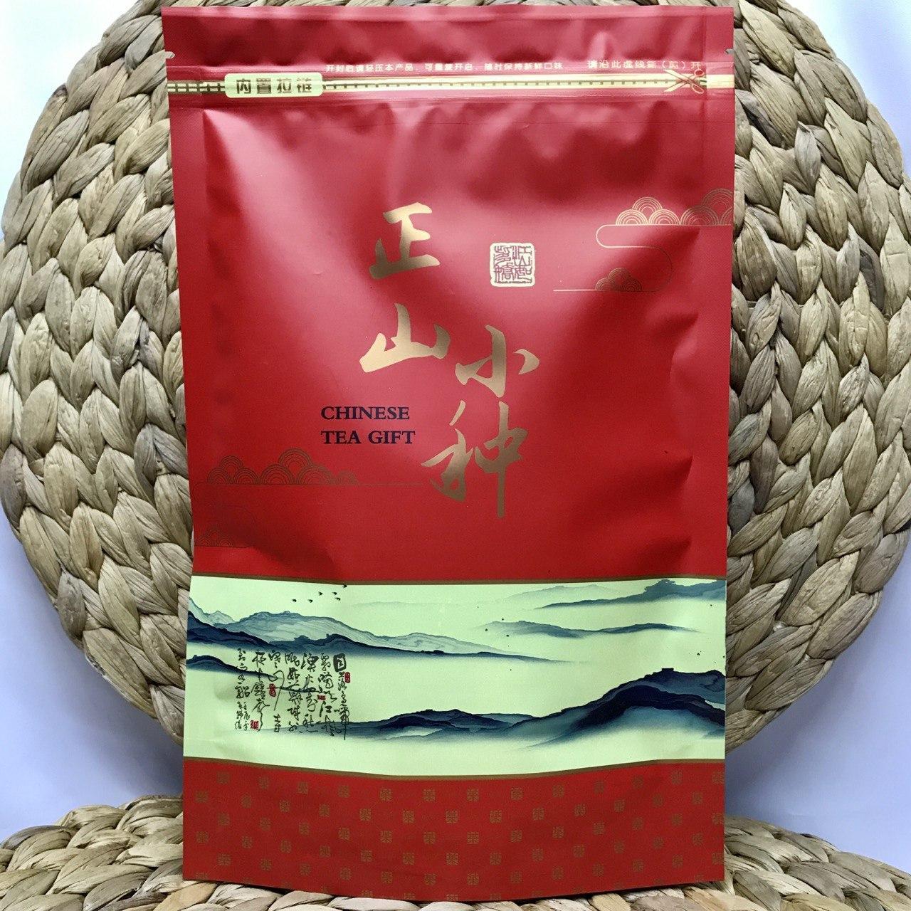 Чай (чёрный) красный Чёрный Дракон сорт Джэн Шань 100 грамм