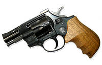 "Револьвер флобера Weihrauch 2,5"" (4мм) дерево"