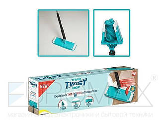 Швабра универсальная Titan Twist Mop для влажной уборки 24шт 00074
