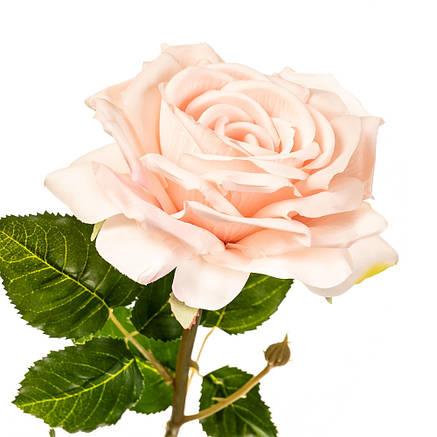 """Цветок искусственный """"Роза садовая перламутровая"""", фото 2"""