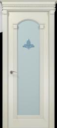 Межкомнатная дверь «Папа Карло» Britania (застекленная)