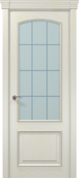 Межкомнатная дверь «Папа Карло» Arca (застекленная)