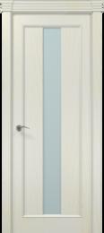 Межкомнатная дверь «Папа Карло» Vitra (застекленная)