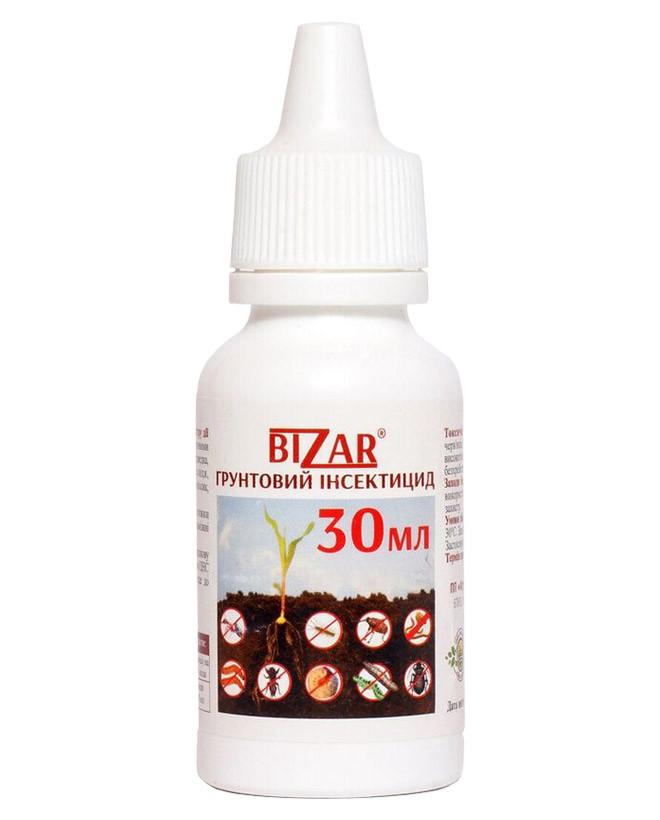 Грунтовой биоинсектицид БИЗАР 30 мл Агро-Захист