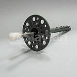 Дюбель для крепления теплоизоляции с оцинкованным гвоздем и термоголовой (Standard), фото 5