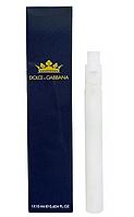 Мужской мини-парфюм спрей Dolce&Gabbana K  - 10 мл