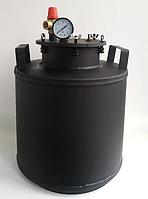 Автоклав домашний для консервирования на 16 пол-литровых(5 литровых) банок