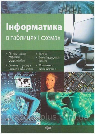 Таблицы и схемы Торсинг Информатика 5-11 классы