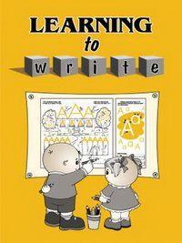 Learning to write! Прописи по английскому языку для детей младшего школьного возраста