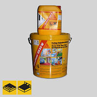 Sikafloor®-2540 W (AB) /Sikafloor®-2530 W (AB) - двухкомпонентное эпоксидное покрытие на водной основе