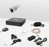 Комплект видеонаблюдения Tecsar 1OUT + HDD 1ТБ