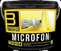 "Грунт-краска ""MicroFON"" TM Brodeco 1л"