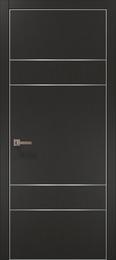 Межкомнатная дверь «Папа Карло» PLATO-09 (глухая)