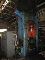 Пресс кривошипный LU-250, усилием 250 тонн, Чехословакия.