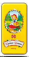 "Белорусский молочный шоколад ""Красная шапочка"" Коммунарка 100 гр"