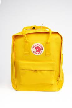 Универсальный рюкзак Fjallraven Kanken Classic 16 л Желтый