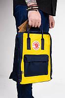 Городской рюкзак Fjallraven Kanken Classic 16 л  Топ качество, фото 5