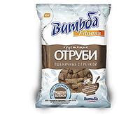 """Отруби хрустящие пшеничные с гречкой """"Витьба Fitness"""" 130 гр"""