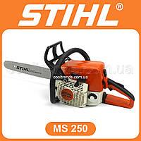 Бензопила STIHL MS 250 (шина 40 см, 2,3 кВт) Цепная пила Штиль MS 250