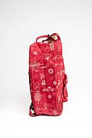 Рюкзак  Fjallraven Kanken Classic Art  16л  Люкс качество Красный, фото 3