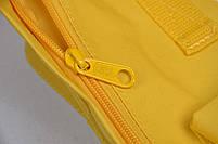 Универсальный рюкзак Fjallraven Kanken Classic 16 л Желтый (тканевая подкладка люкс), фото 6