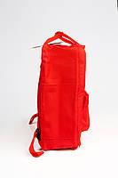 Городской рюкзак Fjallraven Kanken Classic 16 л Красный ( тканевая подкладка), фото 3