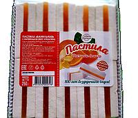"""Белорусская пастила """"Апельсин-ваниль"""" с мармеладом 250 гр ТМ Красный Мозырянин"""