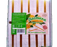 """Белорусская пастила """"Лимон-ваниль"""" с мармеладом 250 гр ТМ Красный Мозырянин"""