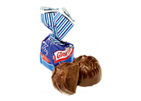 Молдавские шоколадные конфеты GLORIA (TRUFE) ТМ Букурия