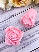 Силиконовая форма для мыла Ideal Brand Роза бутон полураскрытый 3D №2