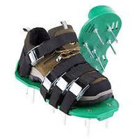 Обувь для аэрации газона Parkside