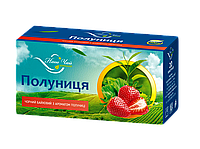 """Чай черный с ароматом """"Клубника"""""""