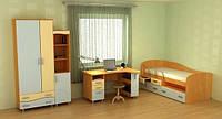 Мебель для ребенка на заказ.