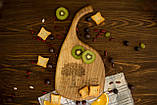 Доска ореховая «Топорик» L, фото 2
