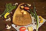 Доска ореховая «Топорик» L, фото 3