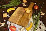 Доска ореховая «Колун» L, фото 2