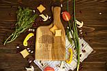 Доска ореховая «Колун» L, фото 3