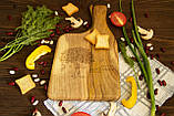 Доска ореховая «Колун» L, фото 4